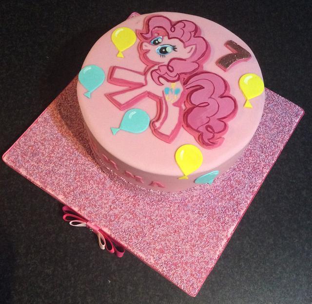 Pinkie Pie goes to London...