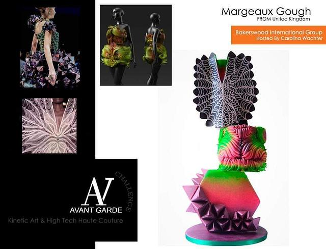 Avantgarde cakes next generation