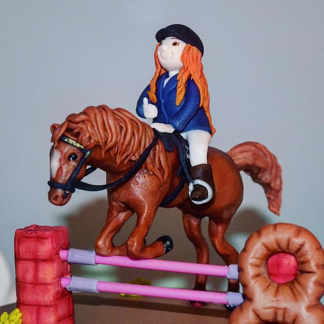 Horse and rider