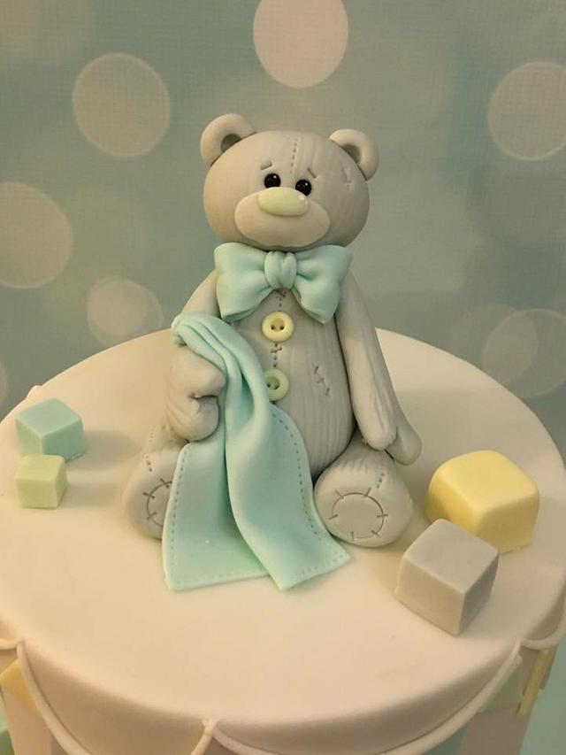 Welcome baby teddy!