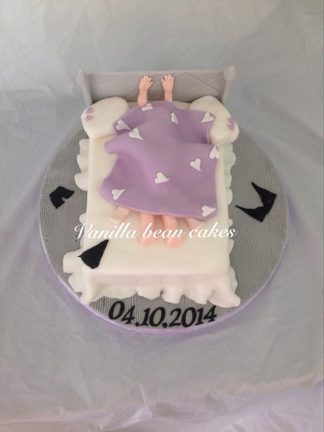 Hens night cake
