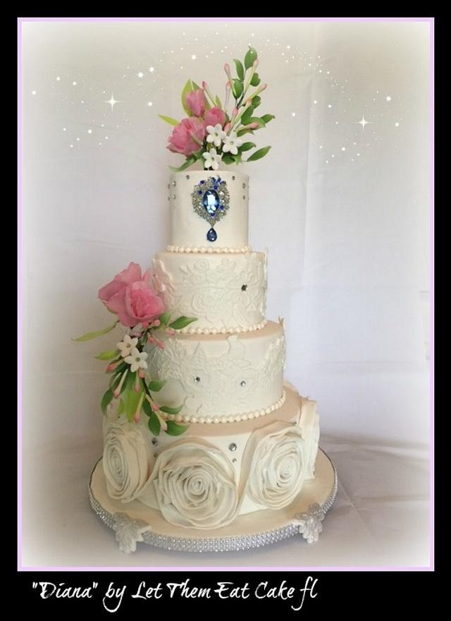 cpc Diana cake collaboration