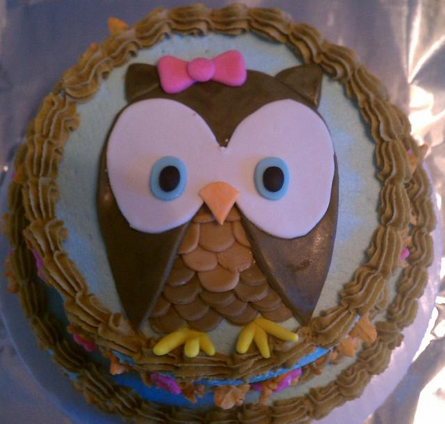 Whoo's Turning 1