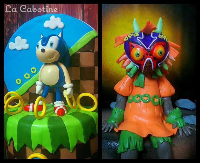 Sonic & Majora Mask