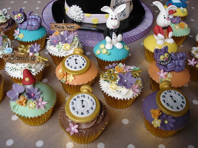 Alice In Wonderland selection
