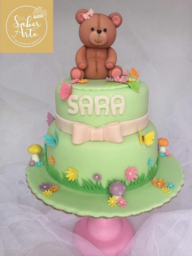 Little Bear Cake