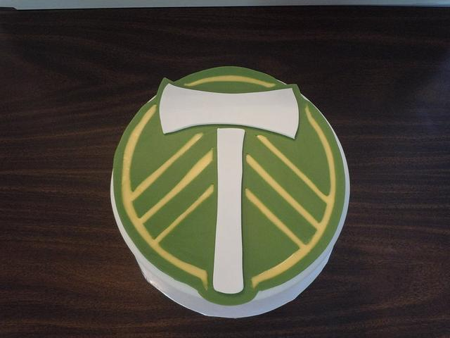 Oregon Timbers soccer team