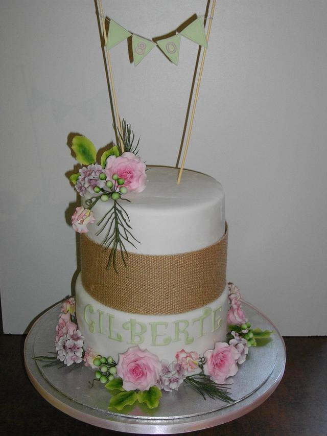 Cool Country Birthday Cake Cake By Mandy Cakesdecor Funny Birthday Cards Online Elaedamsfinfo
