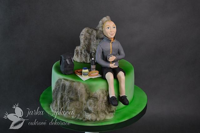 Tourist Cake