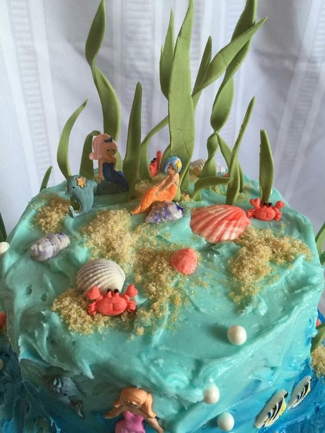 The Under the Sea cake