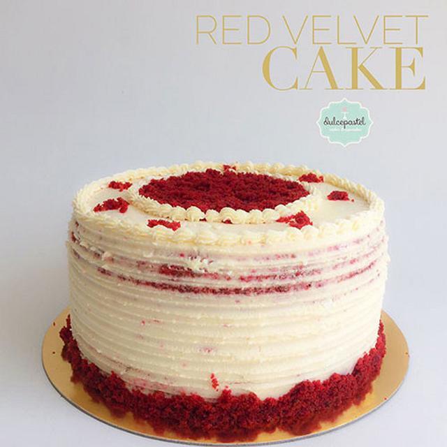 Torta Red Velvet Colombia