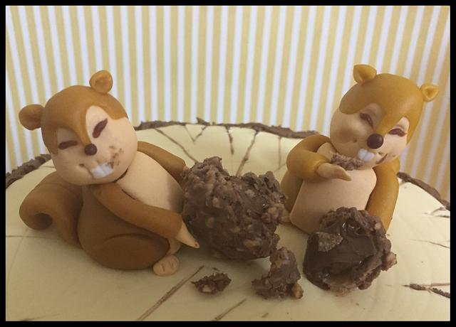 Ferrero rocher thieves!!