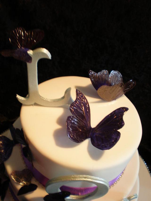 Butterfly LOVE Wedding