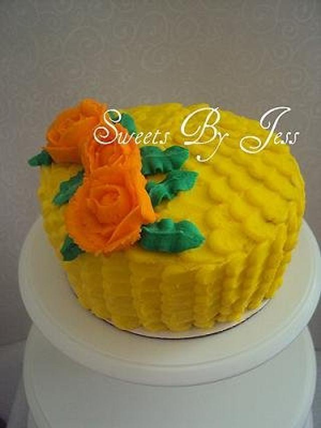 Practice Petal Cake