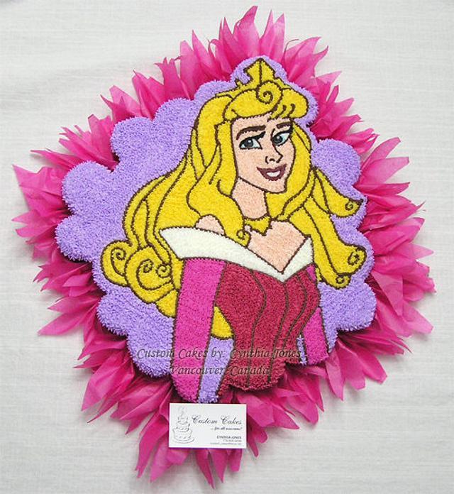 Princess Cupcake Cake ...