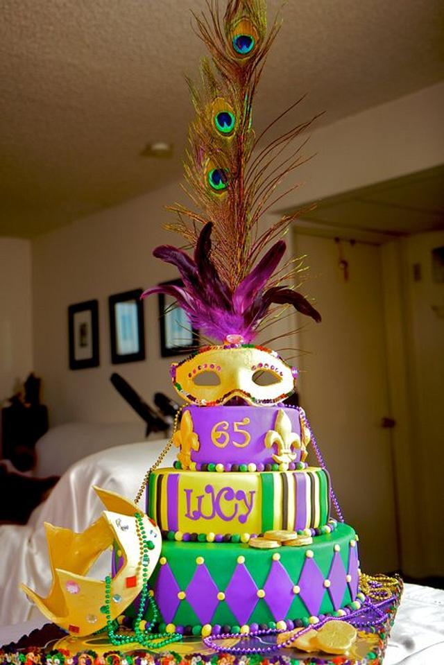 Mardi Gras 65th Birthday
