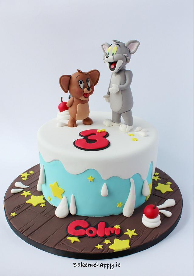 Tom and Gerry cake