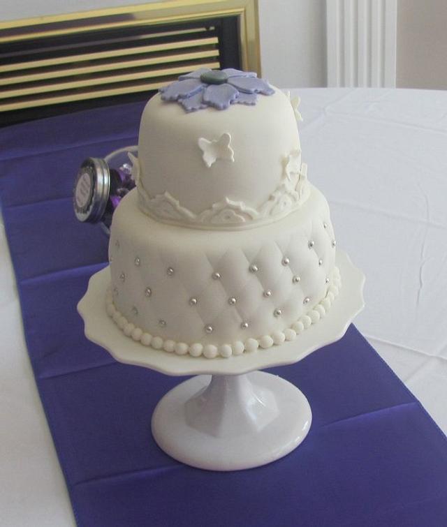 Bridal Tea Cake