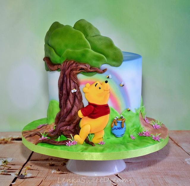 Winnie The Pooh - CPC Winnie Collaboration