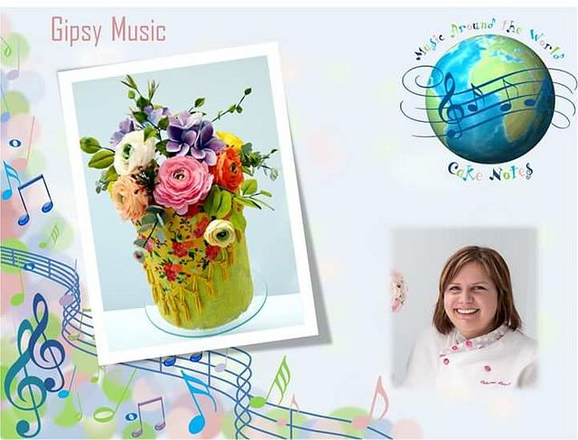 #MusicAroundTheWorld Collaboration - Gipsy Music