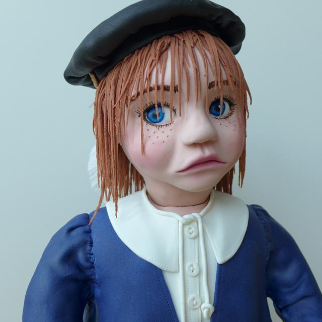 Shakespeare Doll