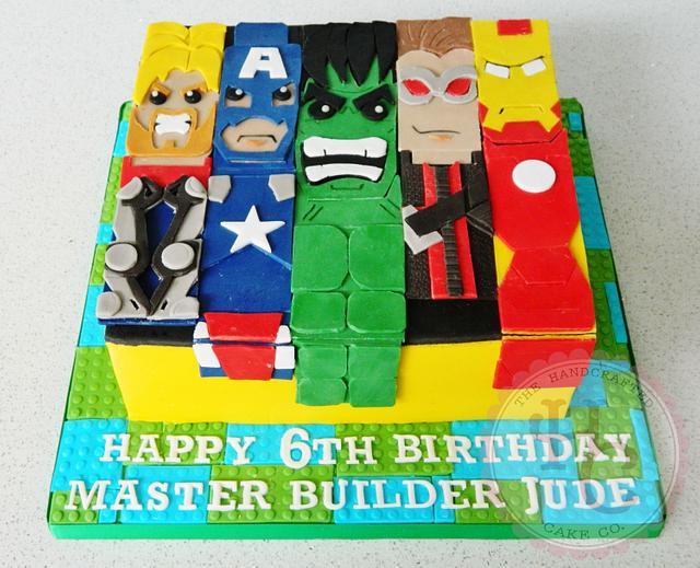 Lego Avengers Assemble