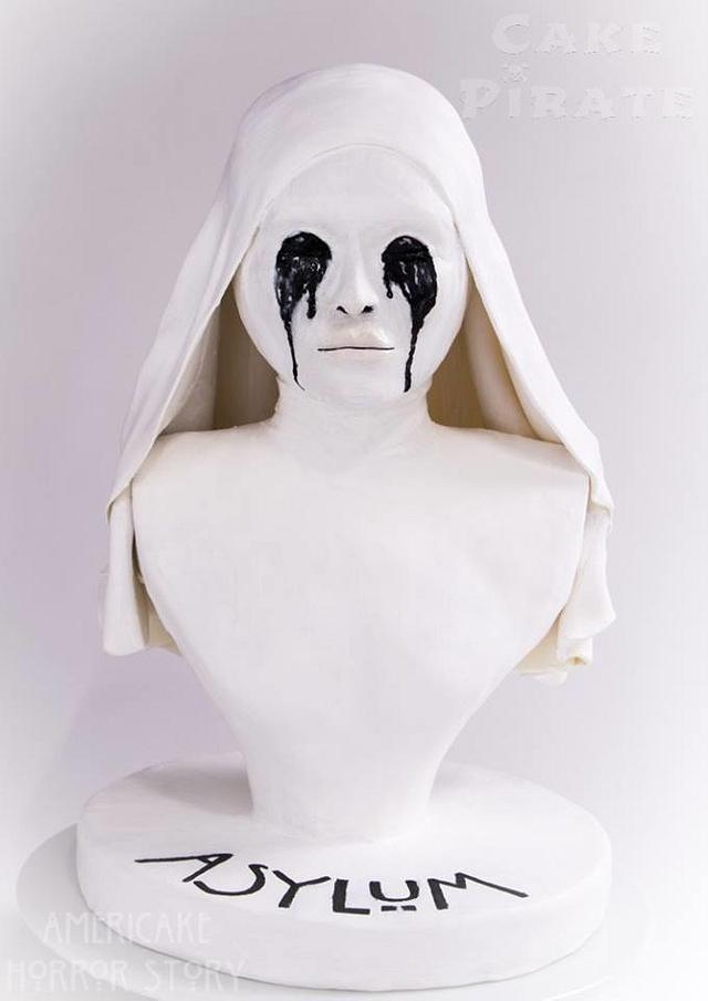 Americake Horror Story - White Nun Buste