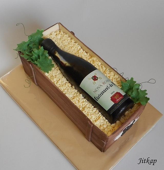 Víno v dárkové kazetě