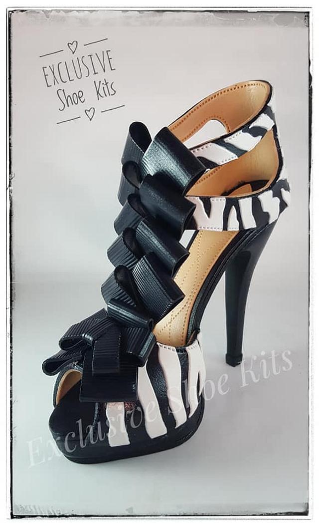 Zebra print Stiletto