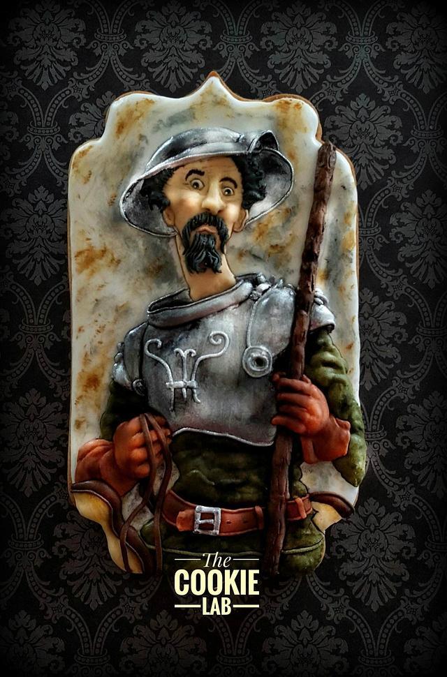 Let's Dream Together!  D. Quijote the La Mancha