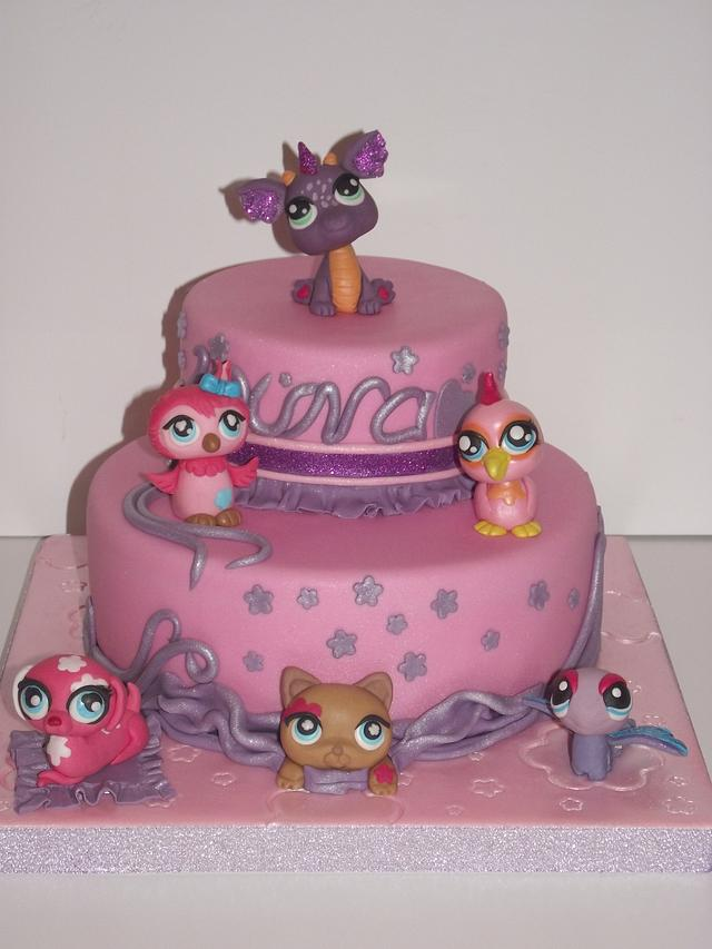 LPS CAKE
