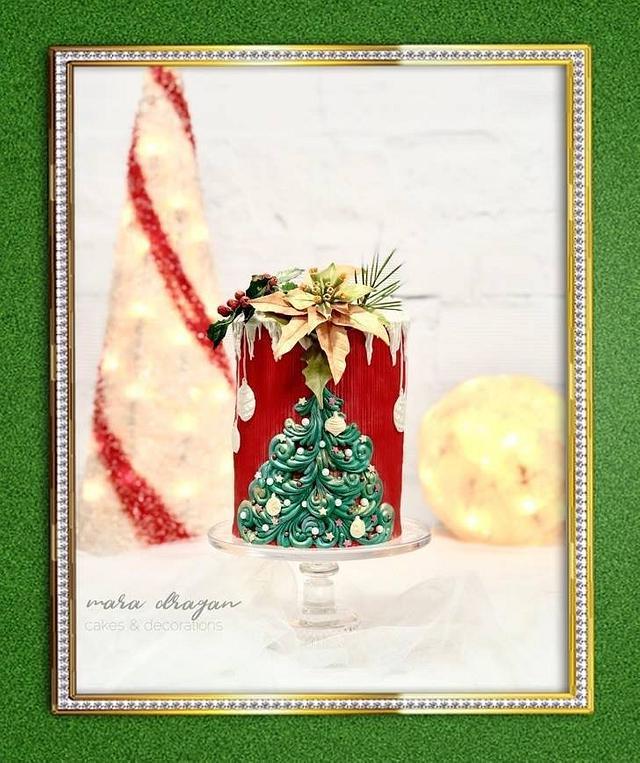 Christmas cake - CPC Collab.