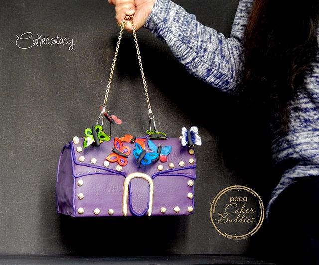 The Purple Bag - a PDCA Caker Buddies Collab