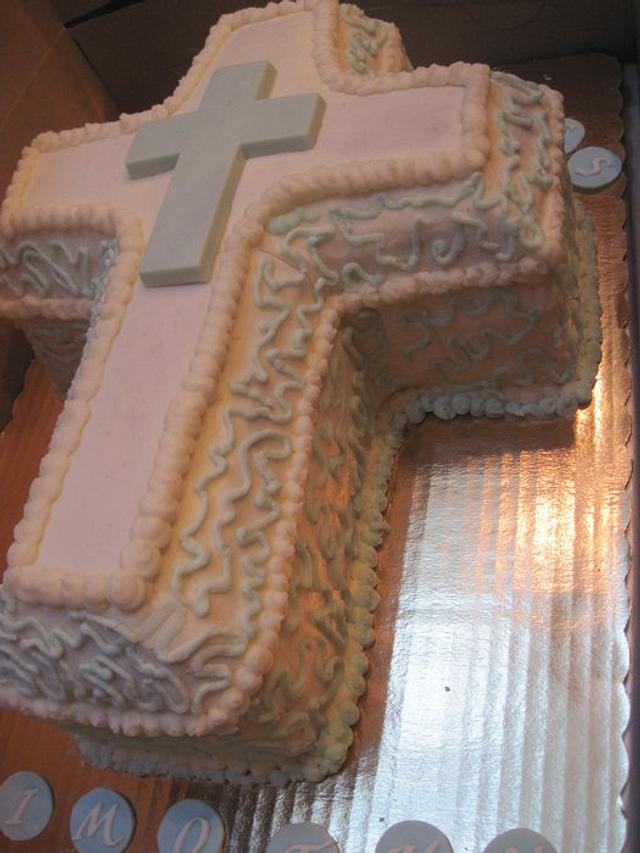 1st Holy Communion Cross