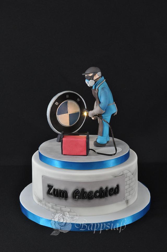 Plasma Cutter to farewell