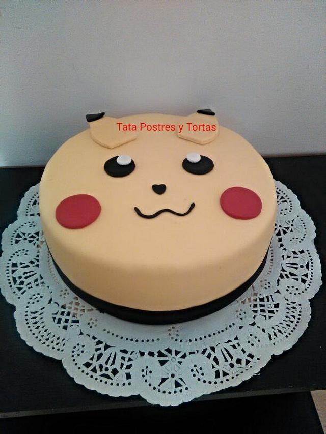 Torta Pikachú