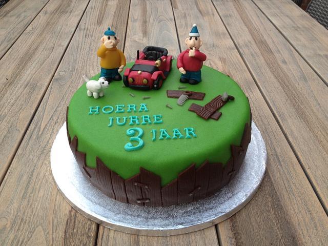Buurman en Buurman cake