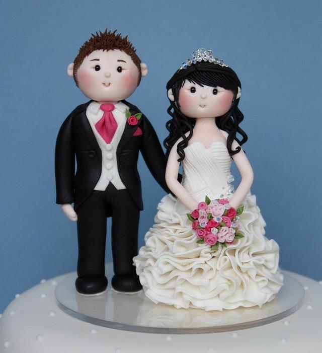 Bride & Groom Models