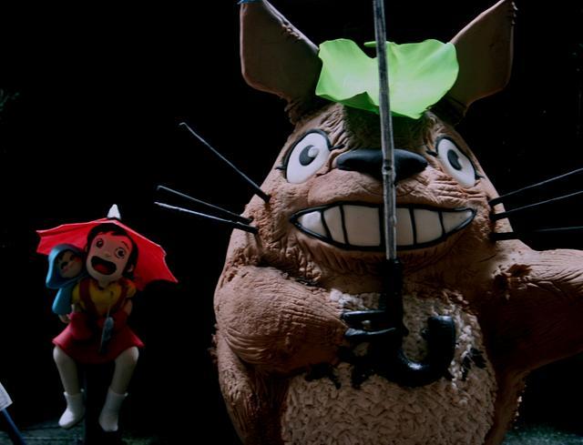 Totoro - My Neighbour Totoro, Spirited Away Culture Night 2015 Cake Collaboration
