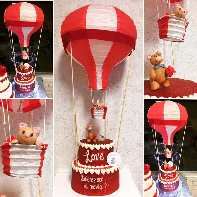 Airballoon bears