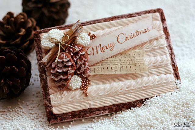 Warm Christmas Cookie