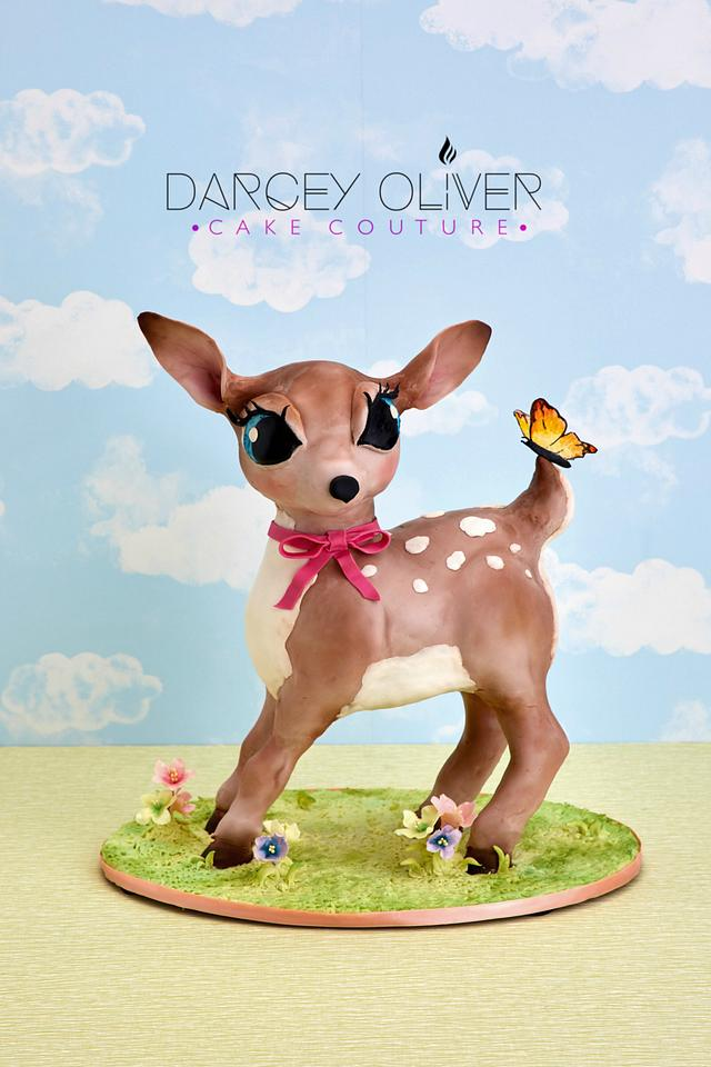 Flora the Fawn