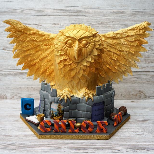 Harry Potter Owl Theme