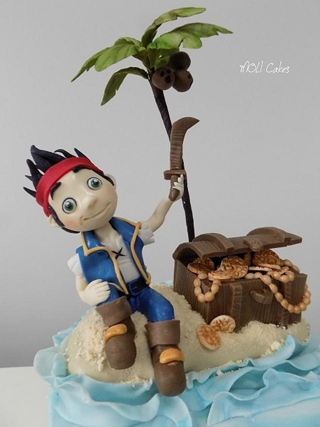 Jack and the Never Land Pirates