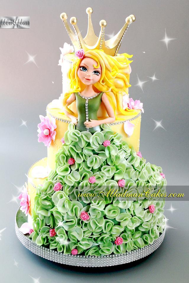 Princess of Sun Cake