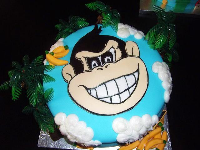 Donkey Kong Madness