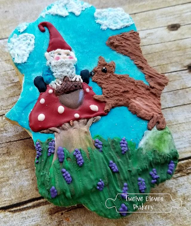 Gnome on the Range - for the Winter Fairyland Collaboration
