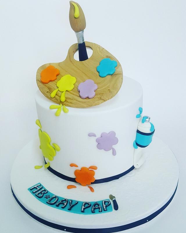 Cake Artist
