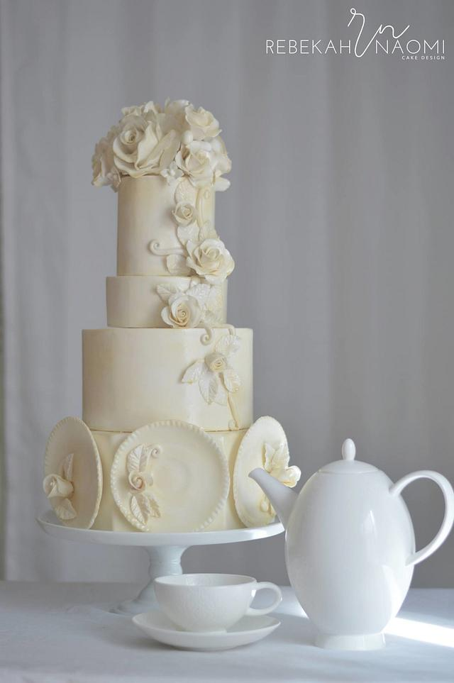 Rambling Rose- A sugar artists tea party