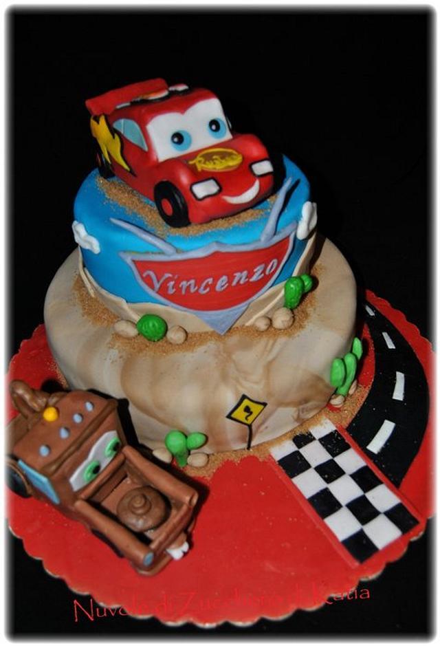 Saetta Cake